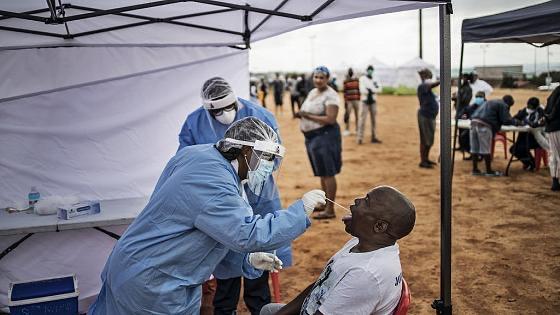 Covid-19 : Le taux de mortalité des cas de coronavirus en Afrique est de deux 2,5% plus élevé que le niveau mondial de 2,2% (Cdc Afrique)