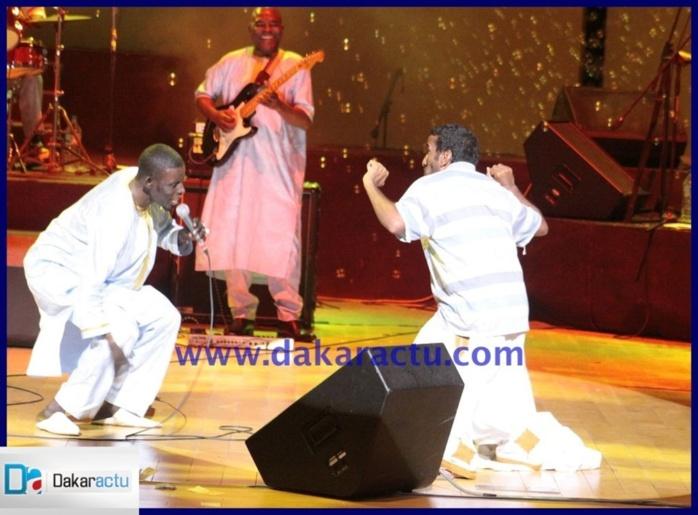 Diango, le mauritanien de Coumba Gawlo en plein
