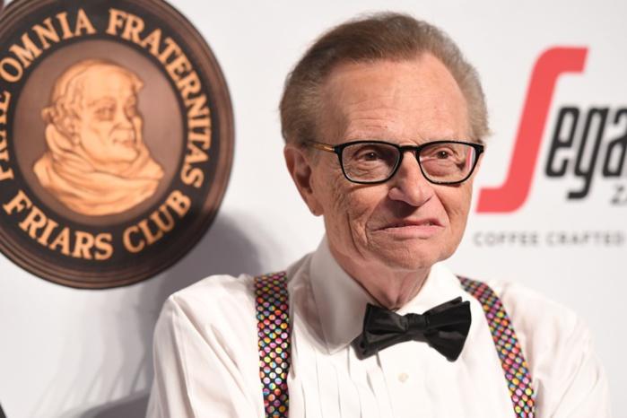 L'animateur Larry King s'éteint à l'âge de 87 ans.