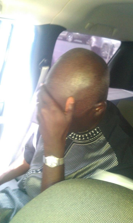 Aly Badara Maïga, le plus grand voleur de voiture de l'Afrique de l'Ouest est arrêté par la DIC