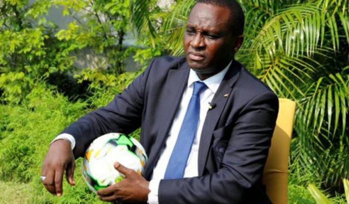 Présidence CAF / Candidature unique dans la zone ouest : Antonion Souaré se prononce : « Le problème c'est les politiques »