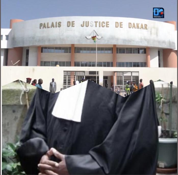 Tribunal de Dakar : Un avocat décède après un malaise lors d'une audience de référé