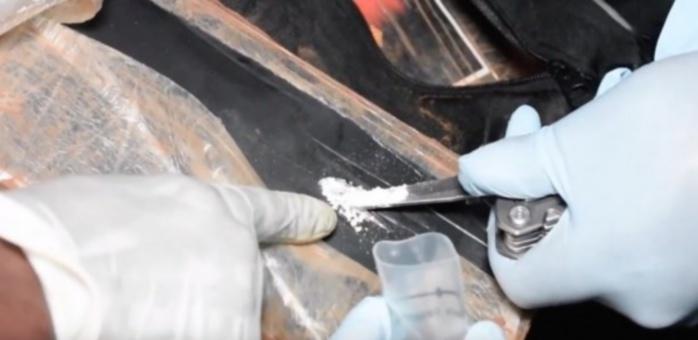 Ngaparou : Un laboratoire clandestin découvert et 675 kg de cocaïne saisis