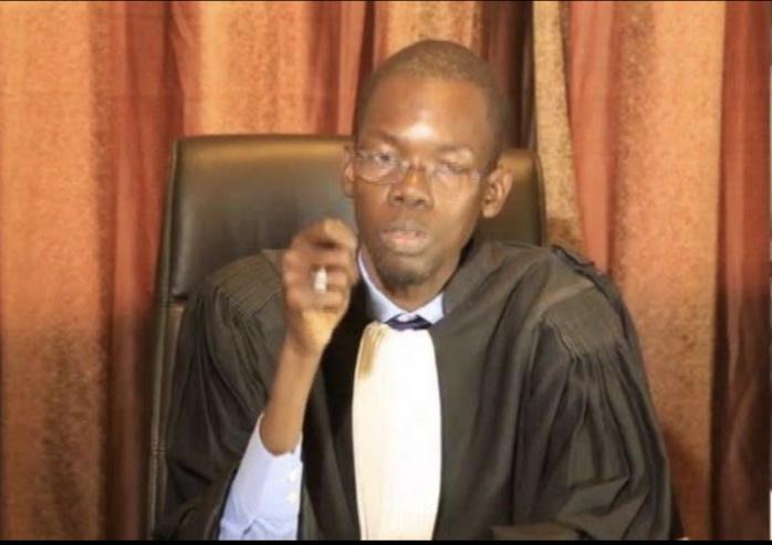 Me Ousmane Thiam, membre du Conseil de l'Ordre : « Un avocat qui meurt au sortir d'une salle d'audience est considéré comme un soldat tombé au champ d'honneur »