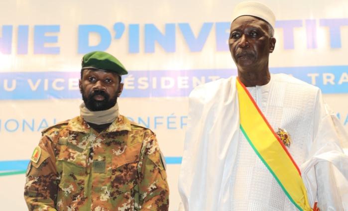 Mali / Le CNSP est dissout par le président de la transition, Bah N'Daw.