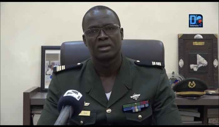 Opération de ratissage de l'armée en Casamance / «On ira trouver les bandes armées où qu'elles  soient sur le territoire» (DIRPA)