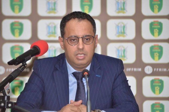 Ahmed Yahya : «Un mois pour porter haut notre programme d'avenir pour le football africain»