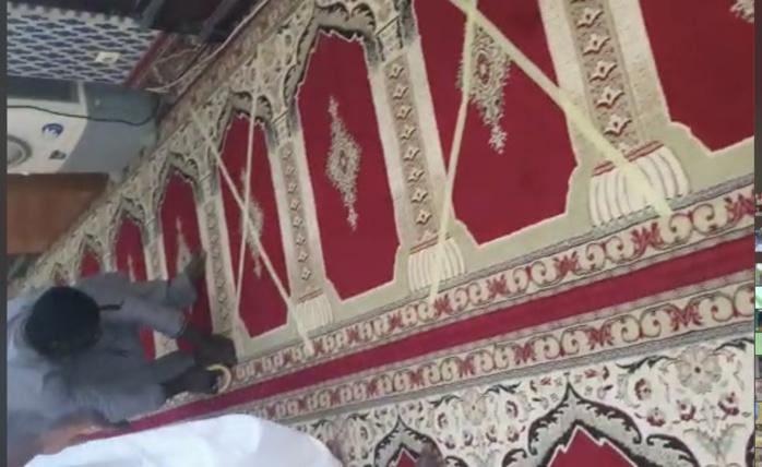 Médina Baye : Le Khalife ordonne le respect strict de la distanciation physique dans la grande mosquée.