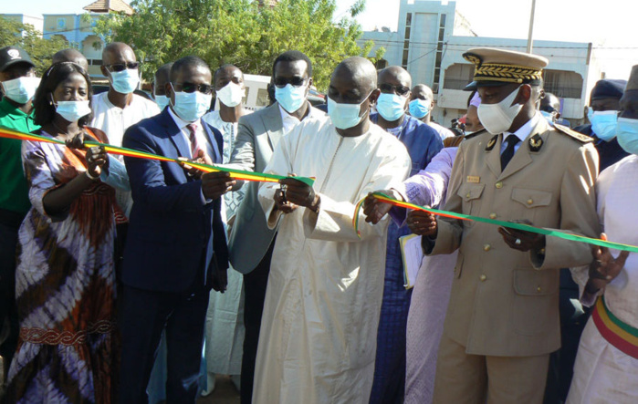Tambacounda/Réhabilitation du LMCM : « la réhabilitation du lycée Mame Cheikh Mbaye est un acte noble de haute portée éducative et sociale » (Sina Cissokho, Pdt/CD)