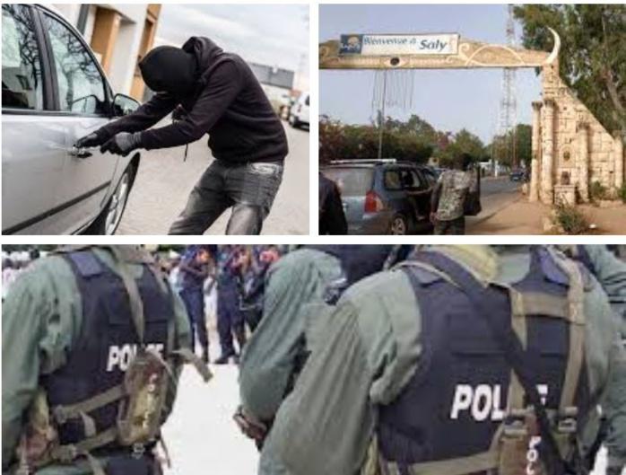 """Vol de voiture : Le fils d'un """"grand"""" journaliste chroniqueur arrêté à Saly et mis à la disposition du commissariat du Plateau."""