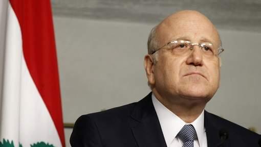 Démission du Premier ministre libanais