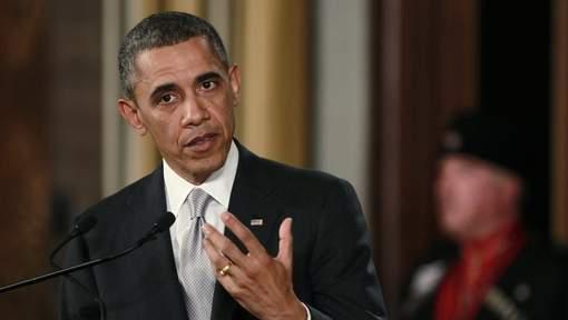 """Obama """"très inquiet"""" que la Syrie devienne un refuge d'extrémistes"""