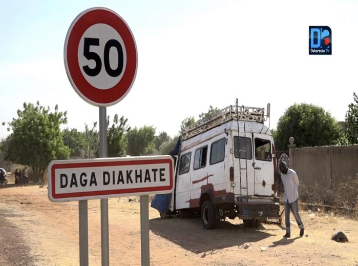 Daga Diakhaté: Les premières images de l'accident.