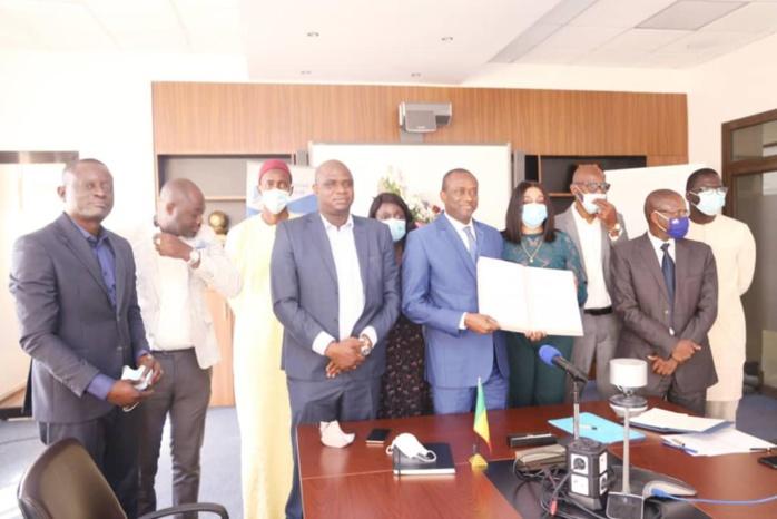 ACCORD-CADRE DE COOPERATION :  le port autonome de Dakar et l'autorité des ports et des zones franches de Djibouti en partenariat