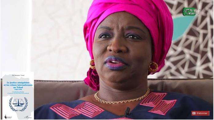 Procès de Hissène Habré / Aminata Touré : « La particularité de ce procès a montré que l'Afrique pouvait également juger des faits  qui se sont déroulés sur son sol et n'avait pas besoin d'exporter sa justice ou de la sous-traiter »