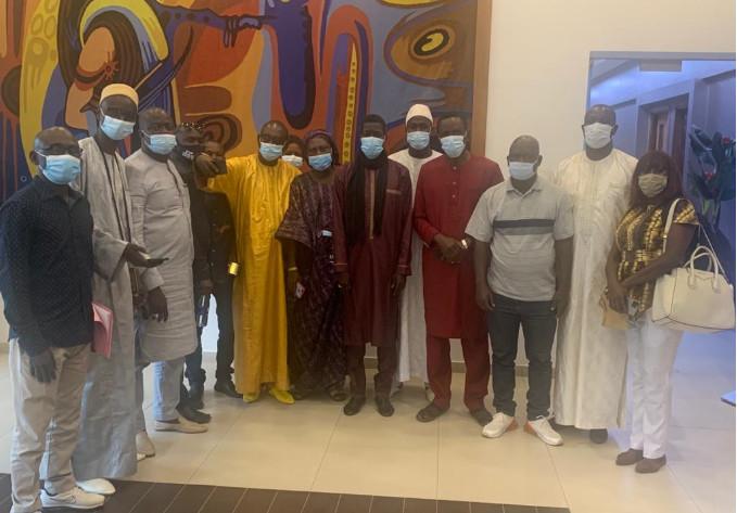 Affaire Mbour4 extension : Le collectif reçu au Palais par Demba Diouf et Talla Sylla toujours sur le qui vive...