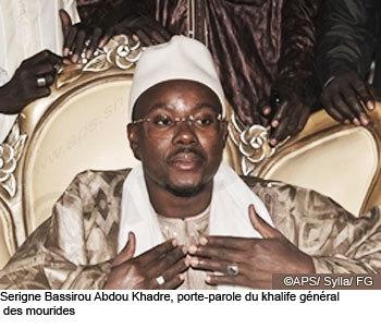 Serigne Bassirou Abdou Khadr reçu par Macky Sall à Nouakchott