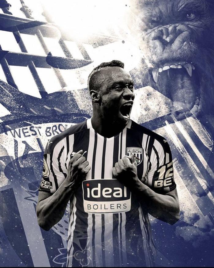 Transfert : Les premiers mots de Mbaye à l'endroit des fans de West Bromwich