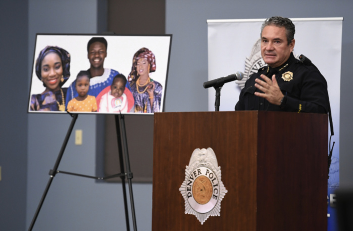 Denver : Arrestation d'un 4e suspect dans l'incendie criminel qui a tué 5 membres de la Famille Diol.