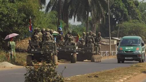 La famille de l'ex-président centrafricain accueilli en RDC