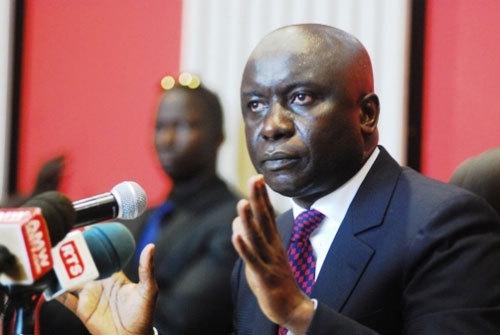 Idrissa Seck s'attaque à Abdoul M'baye