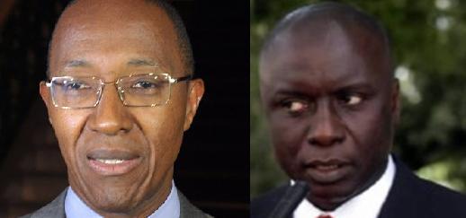 Le duel Idrissa Seck-Abdoul Mbaye à la Une