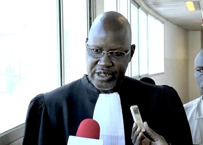 NÉCROLOGIE / Décès de Me Khassimou Touré, l'avocat a perdu sa dernière plaidoirie
