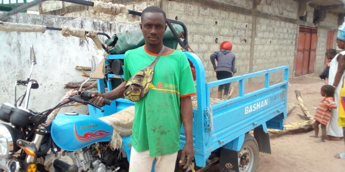 Campagne agricole 2020/2021 à Kolda: Abdoulaye Baldé (agriculteur) témoigne : « L'agriculture a changé ma vie… J'ai renoncé à l'émigration clandestine… et je gagne plus de 15.000 F CFA par jour malgré la covid-19…»