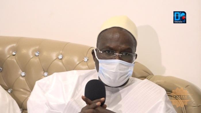 Décès de Me Khassimou Touré. : Le témoignage de son ancien client Khalifa Sall.