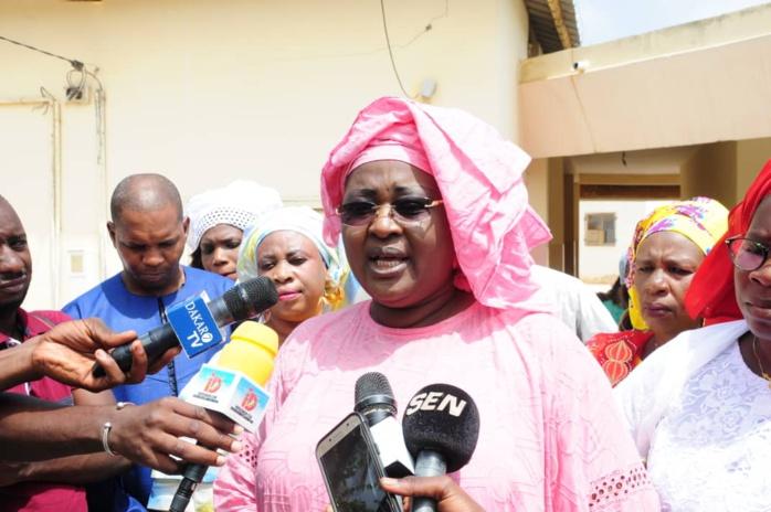 Violation du couvre-feu : Le Mouvement des femmes de l'Apr du département de Pikine sensibilise après l'affaire Aminata Lô Dieng.