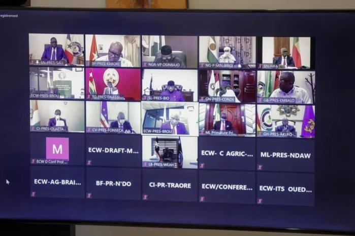 Union Africaine : Le Sénégal va assurer la présidence en 2022.