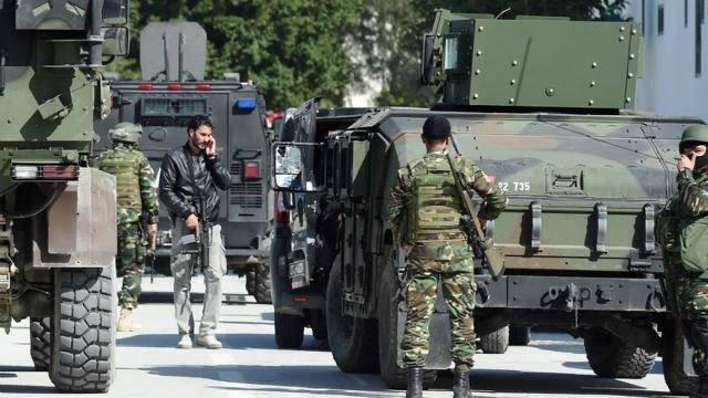 Tunisie : Quatre militaires tués lors d'une opération antiterroriste.