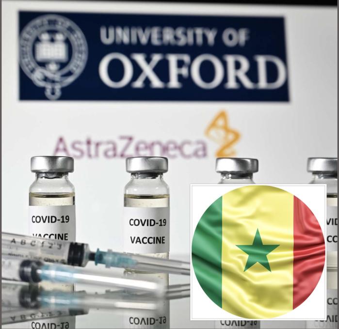 Covax publie les premières prévisions de distribution provisoire de ses vaccins anti-covid: 1,3 million de doses d'AstraZeneca pour le Sénégal...