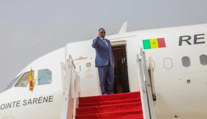 Inauguration de l'Université Denis Sassou Nguesso de Brazzaville : Le président Macky Sall au Congo.