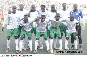 Coupe de la ligue : Casa domine Diambars (3-0) et file en quart de finale