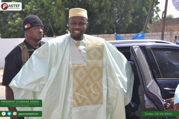 Accusé de viols et menaces de mort : La réaction de Ousmane Sonko «soyez rassurés que je n'ai rien à voir avec ces mensonges crapuleux»