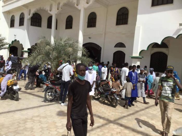 Ziarra Léona Niassène : Le Coran sera récité 12.000 fois avant l'événement religieux... 50 moukhadams en retraite spirituelle...