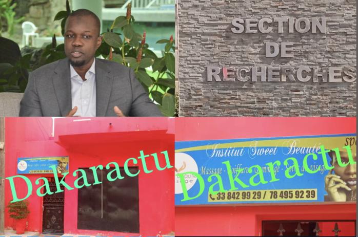 Affaire de présumé viol : Réunion d'urgence de Sonko avec ses avocats aujourd'hui… possible convocation à la section de recherches lundi… la propriétaire du Salon sous le coup de divers chefs d'accusation !