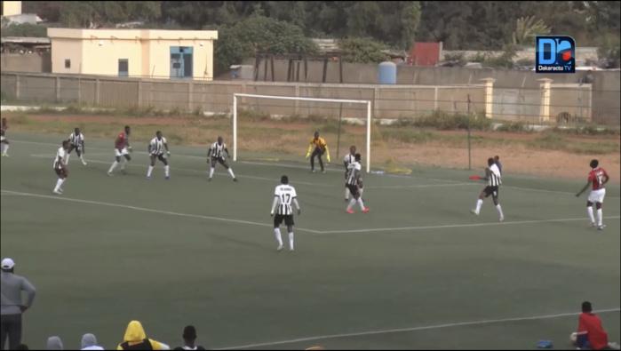 6e journée Ligue 1 : Le Jaraaf s'impose in extremis contre Ndiambour 1-0 et s'empare de la première place (Temps Forts)