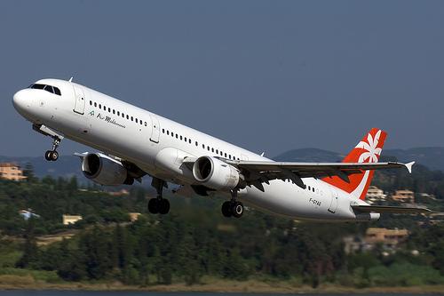 L'avion d'Air Méditerranée qui avait quitté Dakar pour Lyon a raté son atterrissage