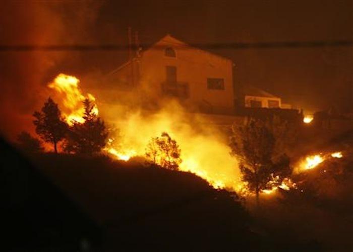 France Cinq Enfants D C Dent Dans L 39 Incendie D 39 Une Maison