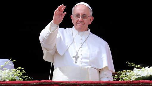 Le pape appelle à une solution politique en Syrie