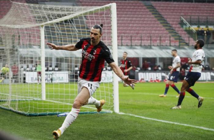 Série A / Milan AC : Zlatan Ibrahimovic a inscrit son 500e but en club !