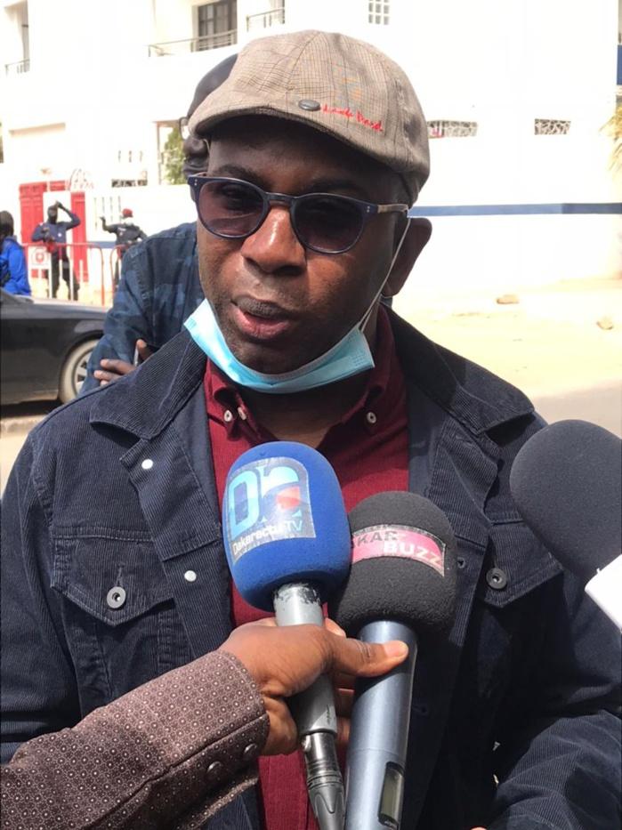 Guirassy chez Ousmane Sonko ce matin : « Cette élimination systématique des opposants n'est pas une bonne chose pour le gouvernement »