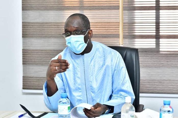 Covid-19 : L'engagement collectif des ministres africains de la Santé pour venir à bout de la maladie.