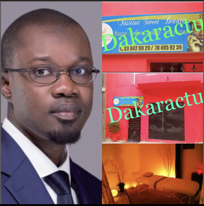 Affaire « Sweet Beauté » - Révélations sur Sidy Ameth Mbaye : sa relation avec Adji Sarr et son père retraité à l'Asecna.