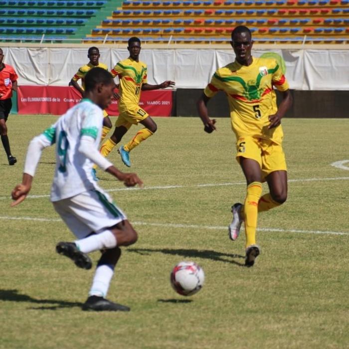 UFOA-A / U17 : Le Mali passe en finale aux dépens de la Mauritanie battue 5-1 !