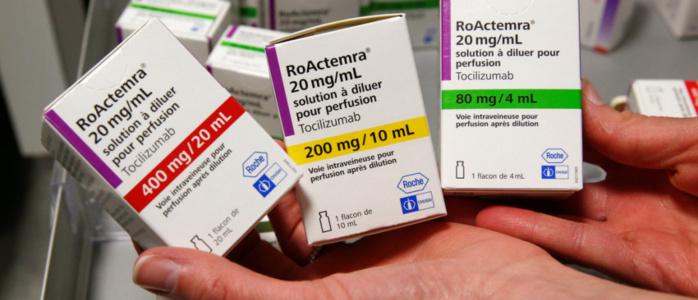 Contre les cas sévères de Covid-19 : Recovery adoube le tocilizumab.