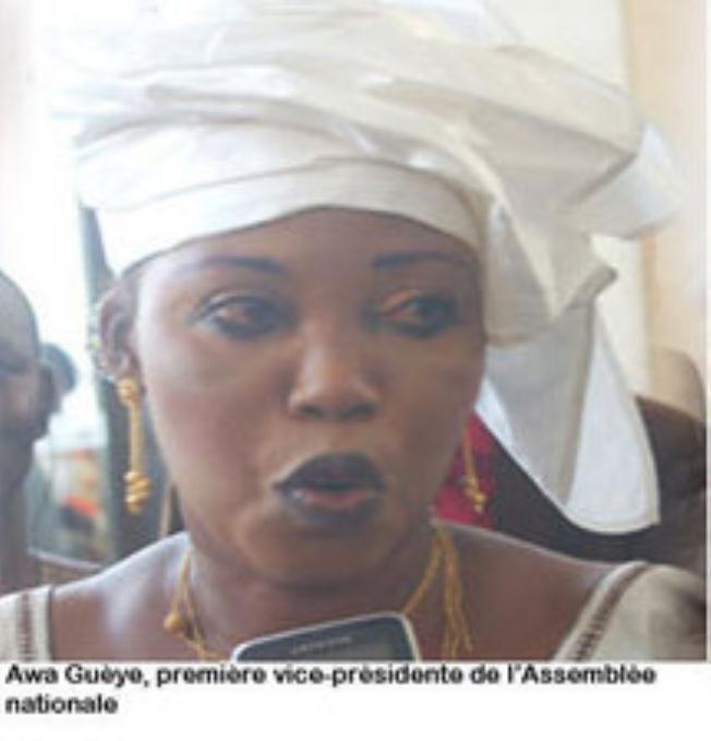 Des nervis, et autres perturbateurs'invitent à une réunion de la Première Vice Présidente de l'Hémicycle: Plusieurs blessés, des proches de Mariama Sarr indexés