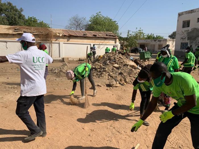 Gestion des déchets : une phase d'urgence de trois mois pour relever le niveau du service de nettoiement à l'intérieur du pays.